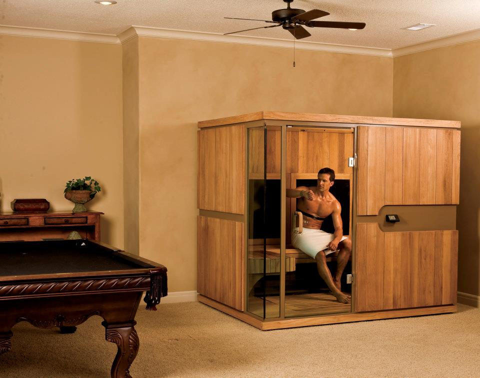 sauna thuis