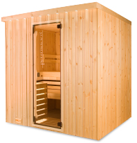 Alpha Industries sauna