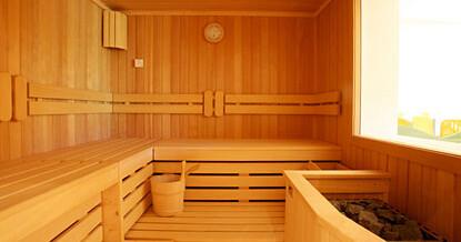 De charme van een Finse sauna