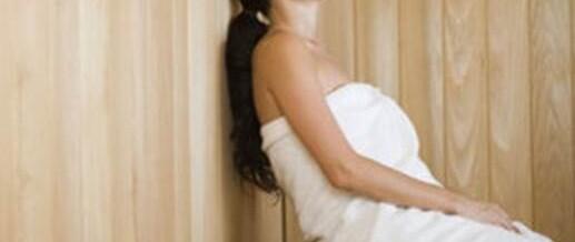 Sauna tijdens de zwangerschap: mag het?