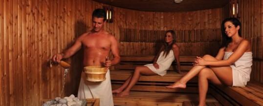 Een opgietsessie in de sauna, een unieke ervaring