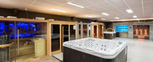 Kom de nieuwe sauna showroom van Equano ontdekken!
